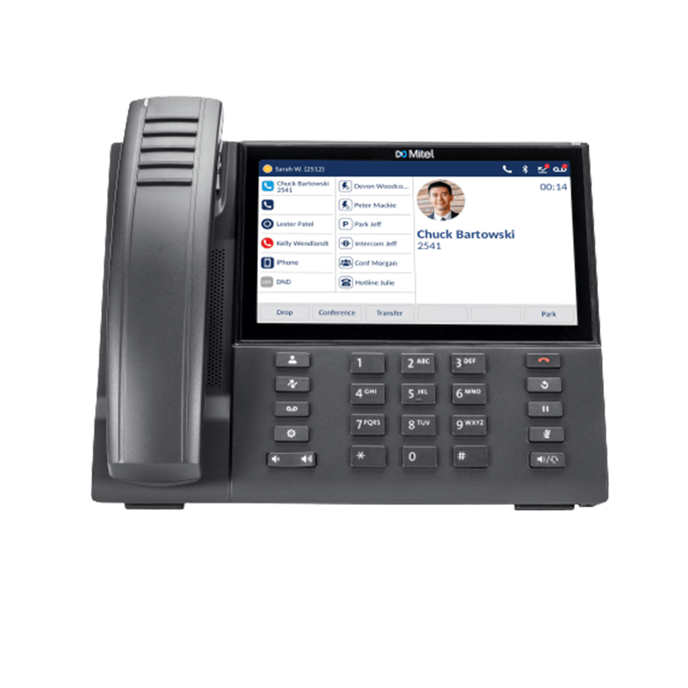 talknview Mitel Premium Business Cloud Telefonanlage